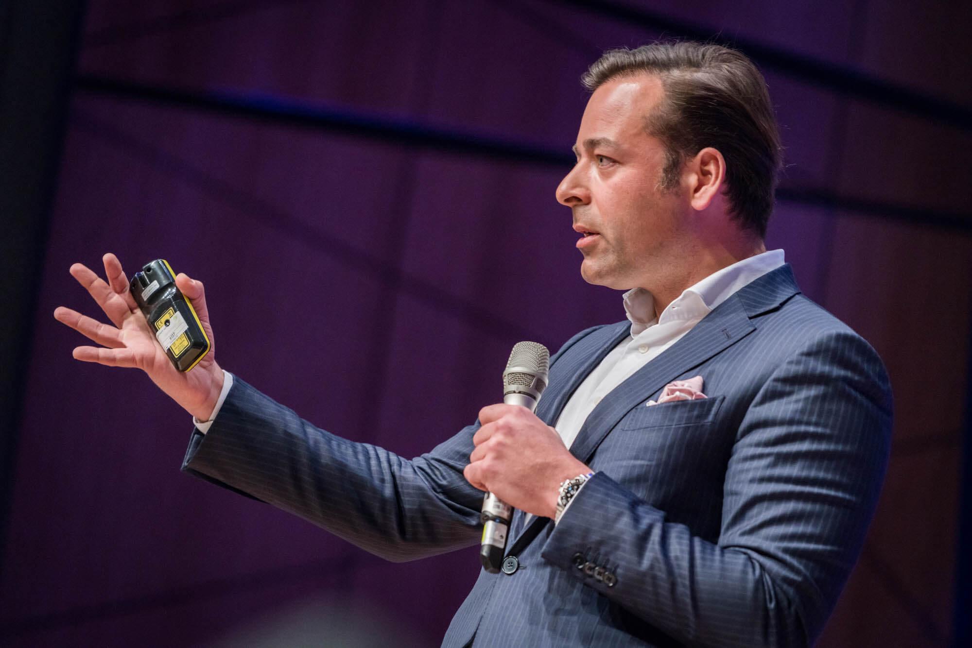 Fotograf Frankfurt Speaker Jack Nasher Event Entrepreneur University