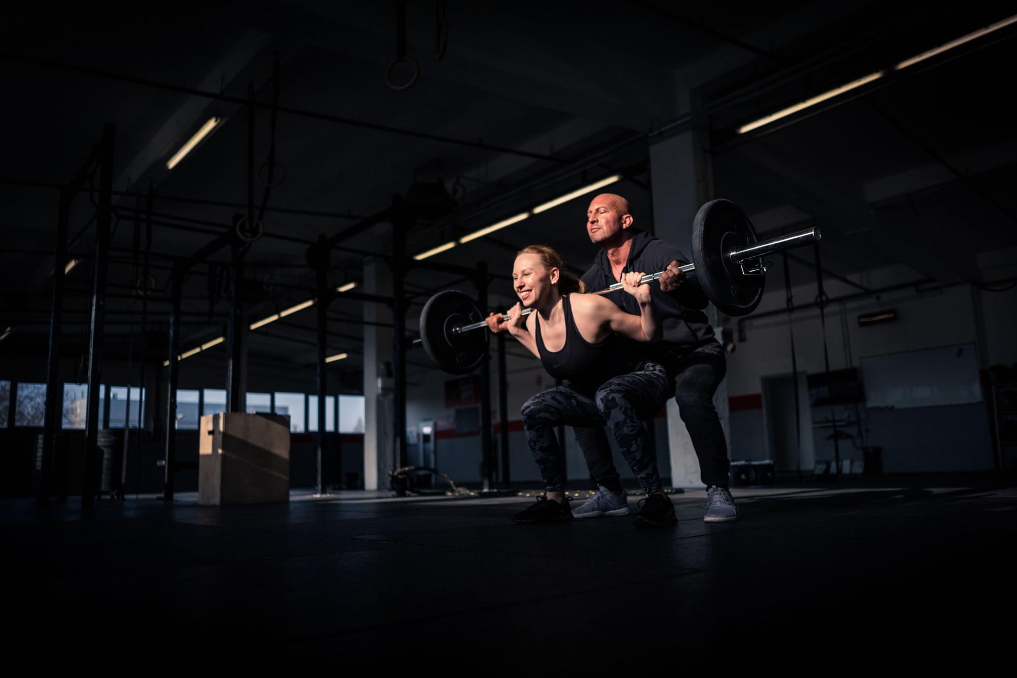 Werbefotograf Fitness Wiesbaden